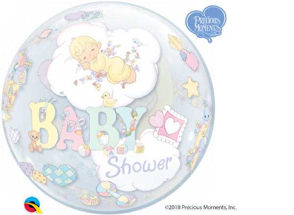 Precious Moments Baby Shower Bubbles™